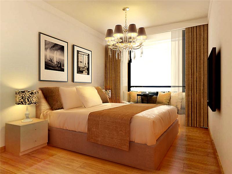 大悦公寓简约风格