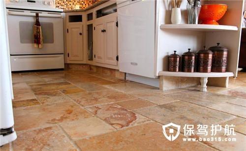 地板砖划痕了怎么处理