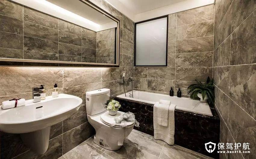 各色卫生间设计