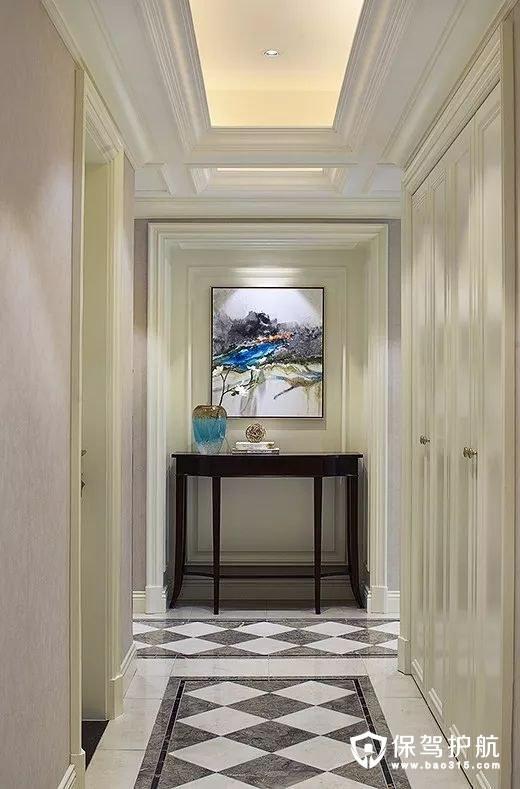 豪华走廊设计
