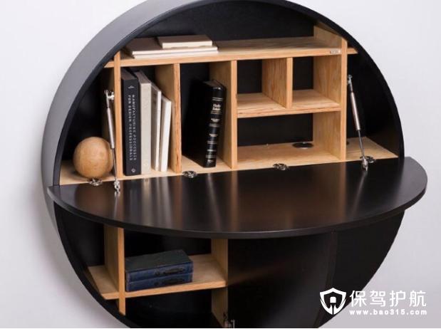 2017最HIT原木书桌设计