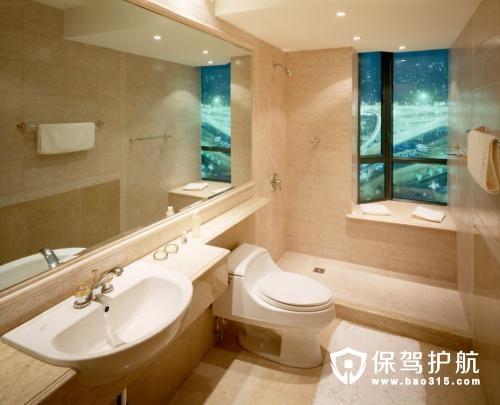 卫生间装修与卫浴设计