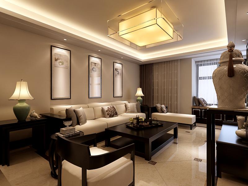 林邑-三居室-中式风格