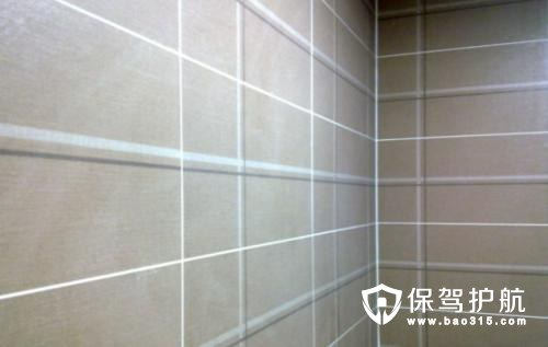 如何清洗瓷砖缝隙?