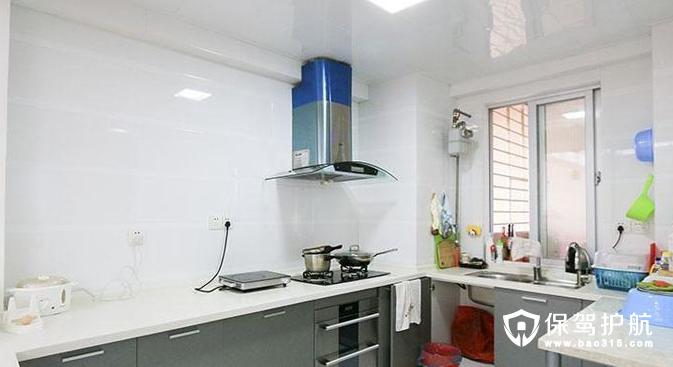 厨房排风扇的安装注意事项