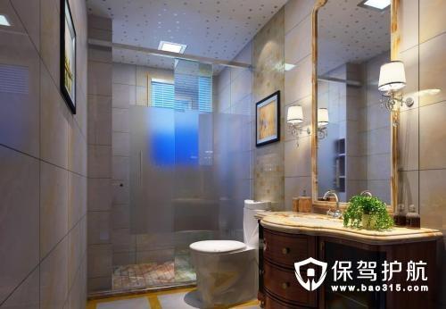 淋浴隔断设计方法