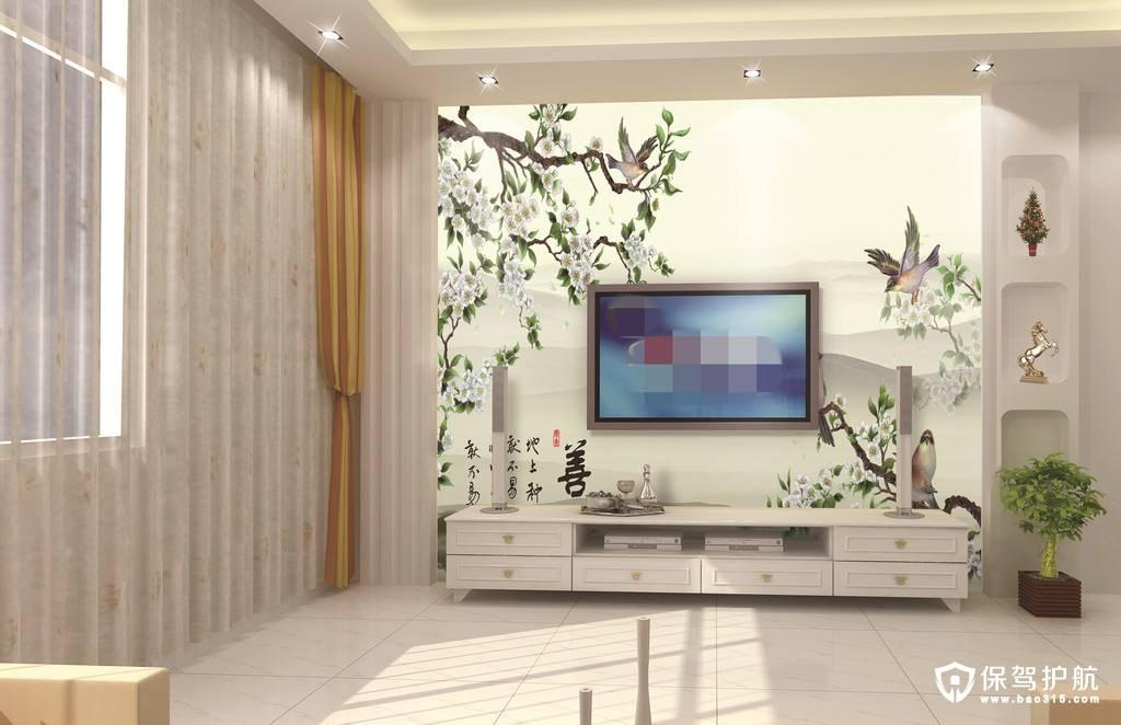 电视墙装修有什么要准备的步骤