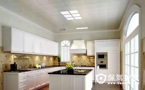 厨房房顶装修要注意什么问题