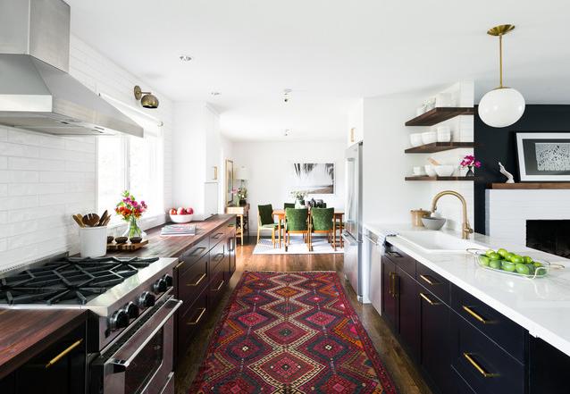 厨房的空间结构决定你的效率