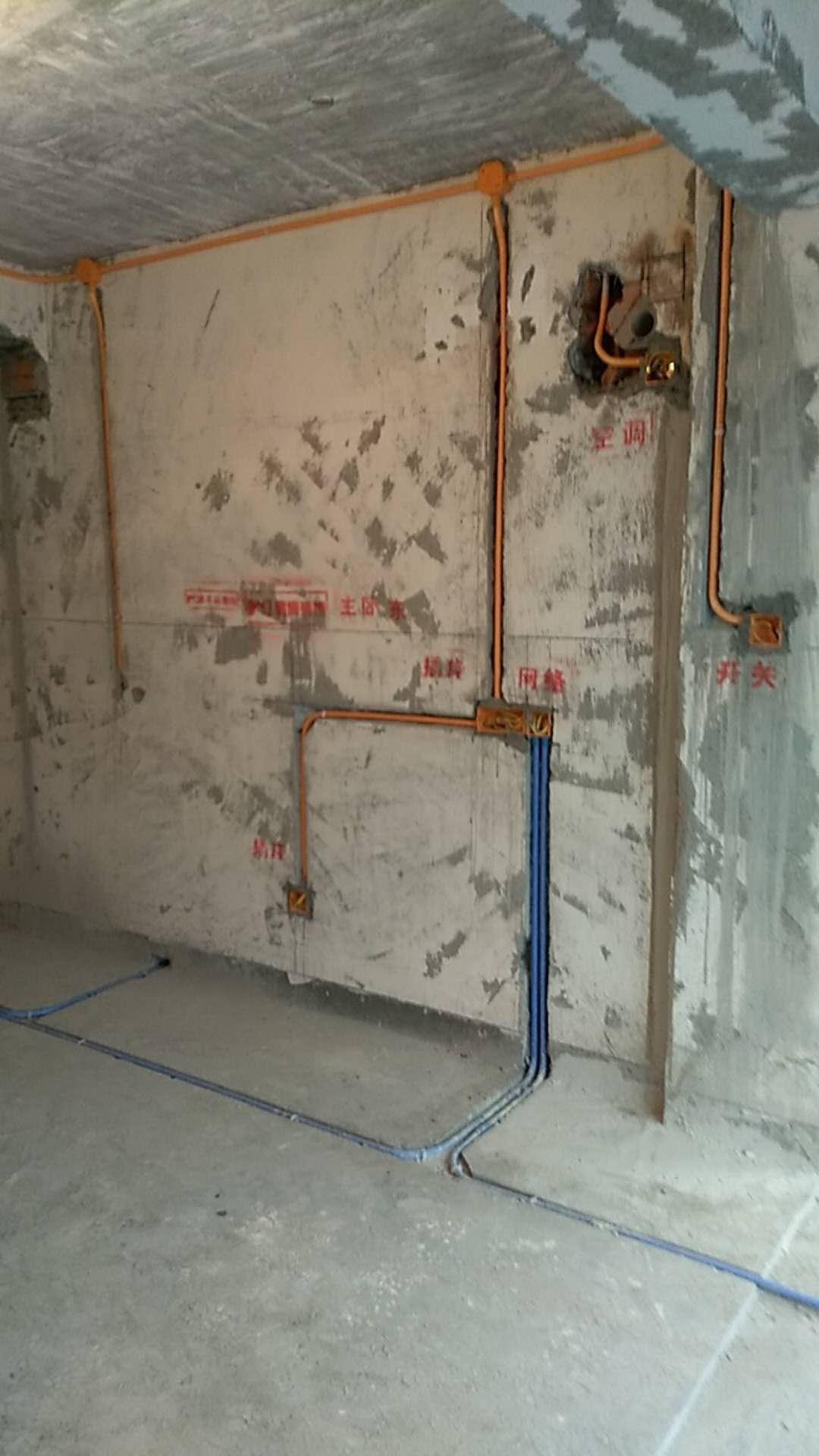 金狮苑水电阶段完成