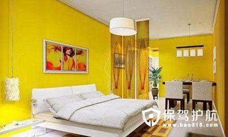 卧室涂料颜色怎么选
