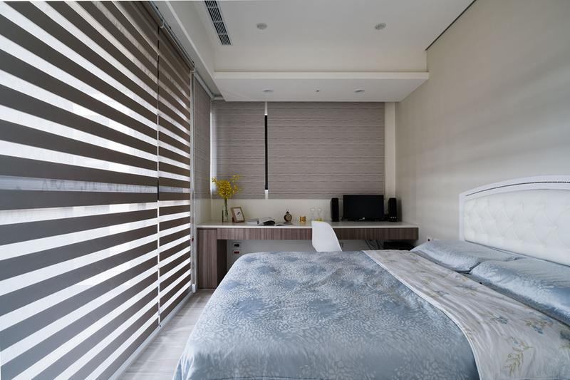 56平现代简约一居室