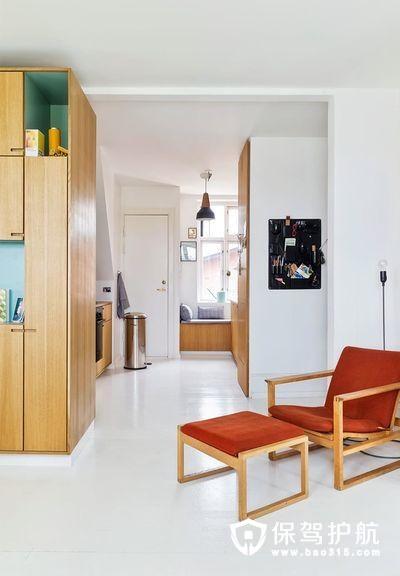 欧式风格舒适的休憩区装修效果图