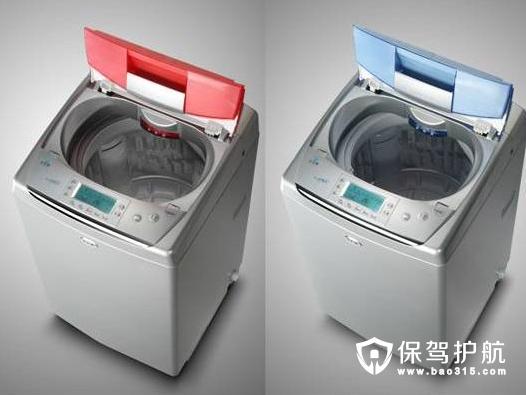 波轮式洗衣机好用么