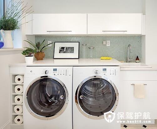 洗衣房设计装修效果图