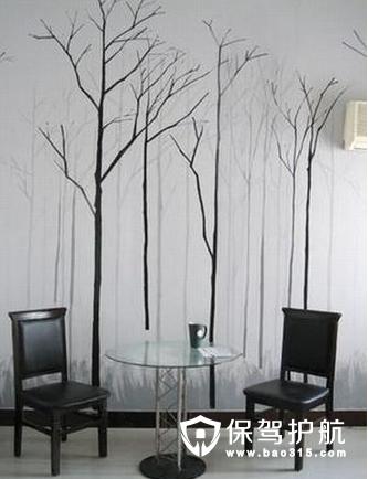 墙绘丙烯颜料的七大优势