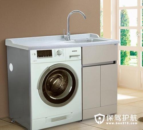 滚筒洗衣机的优缺点及尺寸