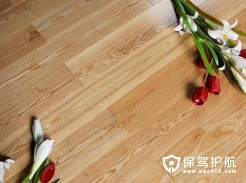 木质地板如何保养