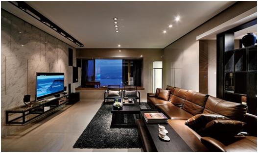 家装的好坏关键看客厅,佳天下装饰教你怎样装客厅