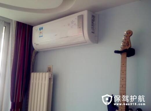壁挂式空调尺寸和规格有哪些