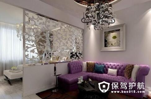 小客厅电视墙怎样装修