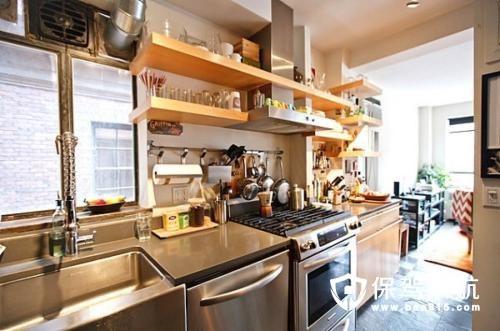 厨房收纳要选什么样的