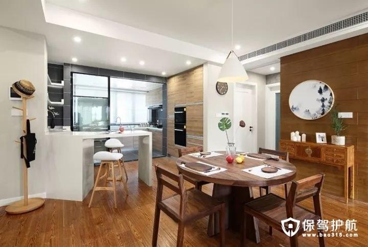 开放式厨房装修效果图给你厨房装修灵感