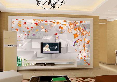 【装修小知识】   电视背景墙,材料一览