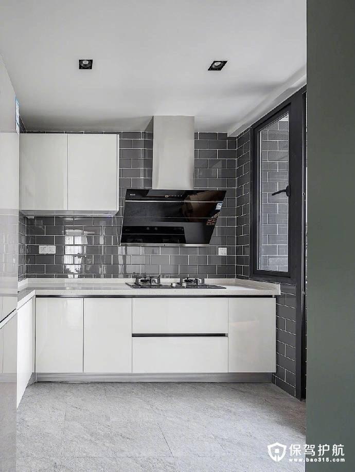 质感简约风格厨房装修效果图