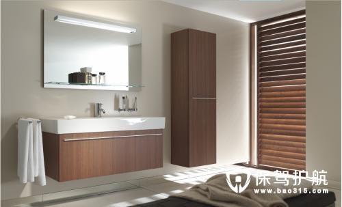 實木復合浴室柜的挑選技巧