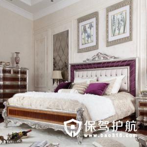 美式古典床什么材质好