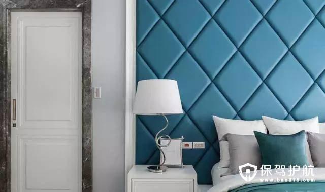 浪漫又不失质感北欧风格卧室装修效果图