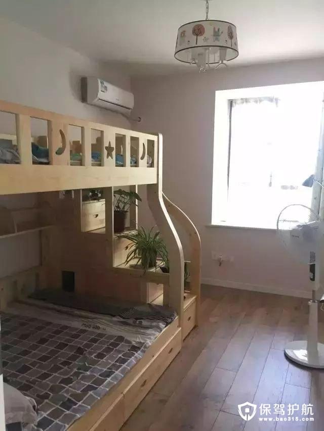 宽敞美式风格儿童房装修效果图