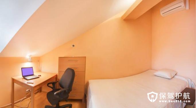小卧室空间放大装饰法则