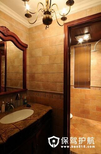 卫浴洗面台