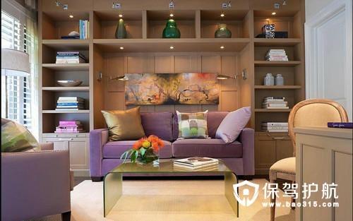 客厅带书房装修怎么设计比较好