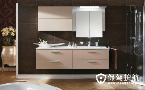 卫浴柜怎么设计最合理