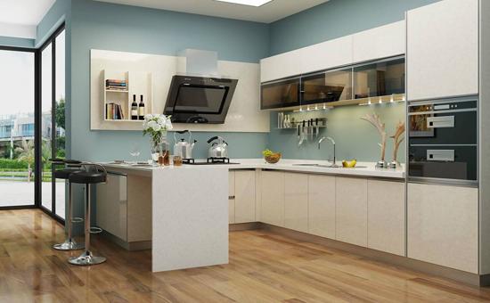 现代厨房新变化
