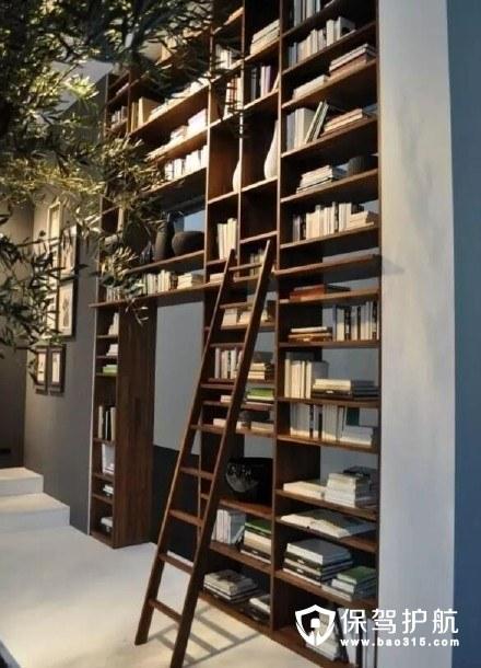书房书架设计