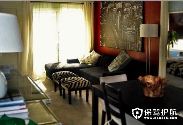 客厅软装设计