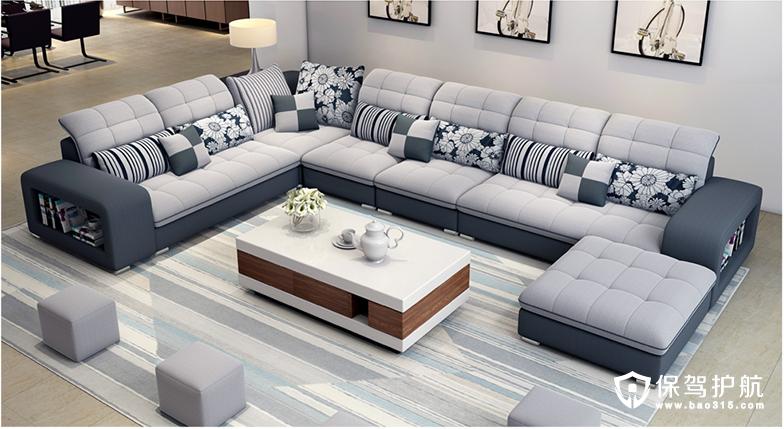 简约现代沙发效果图