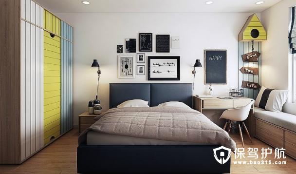 小户型卧室软装