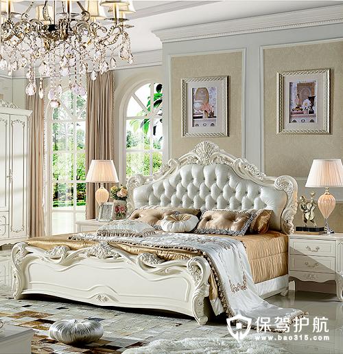 三种风格时尚高端上档次箱体床装修效果图
