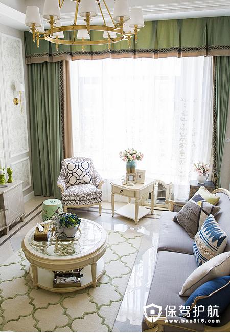 还在纠结沙发与窗帘搭配吗?保驾护航网小编为你解惑吧!