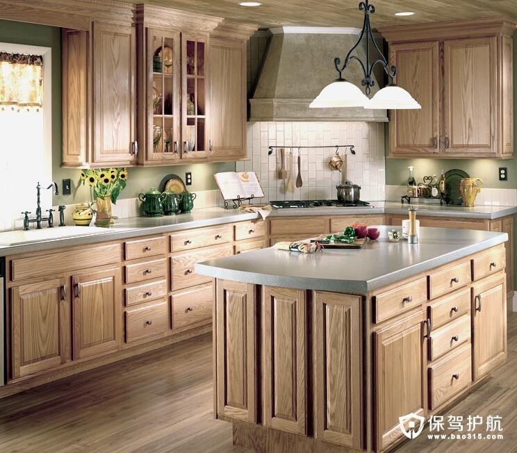 還在糾結廚房櫥柜什么顏色好看?一篇文章幫你解決