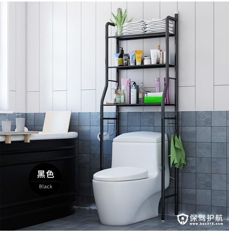 便宜实用性价比高的卫生间置物架推荐