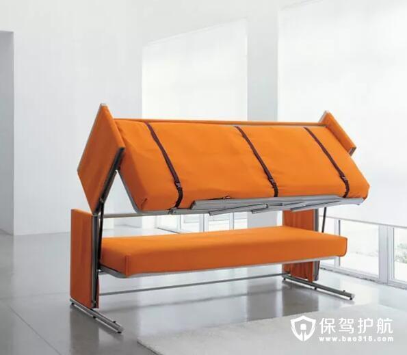 折叠沙发双人床
