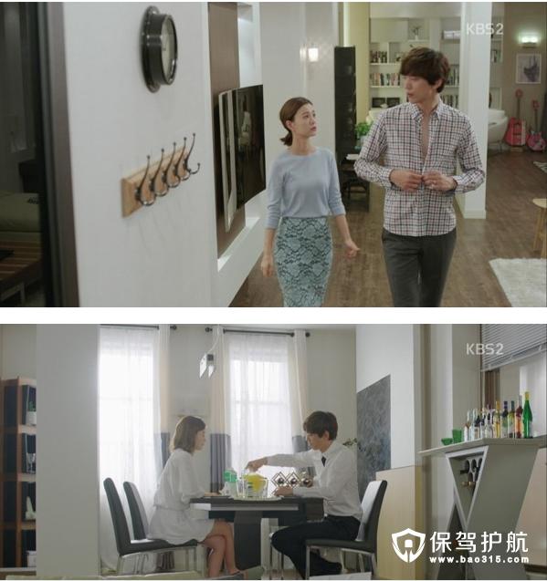 KBS月火剧《恋爱的发现》郑裕美的韩屋软装修欣赏