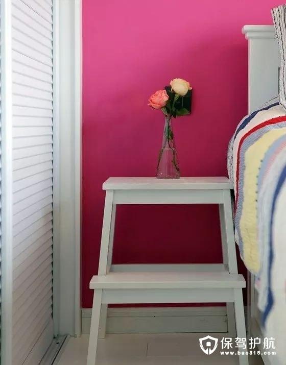 温馨浪漫美式风格卧室