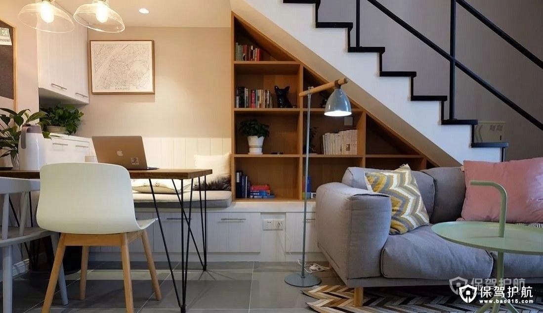 各色楼梯装修给你装修灵感